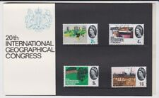 GB STAMPS 1964 GEOGRAPHIC CONGRESS PRESENTATION PACK SUPERB RARE EDITION