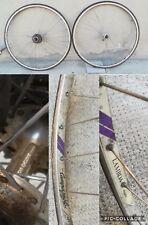 "ruote vintage campagnolo lambda corsa road 28"" eroica  wheels bici bike"