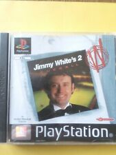 New listing Play Station 1 Game, Jimmy White's 2 complete with book.
