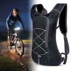 Sport Backpack Breathable Ultralight Pouch Hiking Bicycle Rucksack Bike Bag