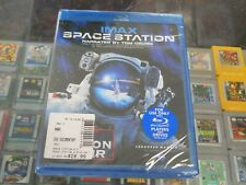 IMAX Space Station w/Special Mission to Mir (Blu-ray NEW) Tom Cruise Toni Myers