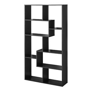 Mainstays 8 Cube Bookcase, Espresso