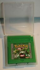 Jeu Game Boy et color Pokemon Version Vert / Green