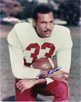 Rams Cardinal Hall of Fame OLLIE MATSON autograph signed auto 8x10 1952 Olympics