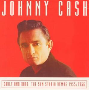 Johnny Cash  The Sun Studio Demos 1955-1956  Brand new and sealed