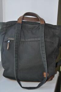 Fjallraven G 1000 Totepack No. 1 Backpack for Everyday Use Grey