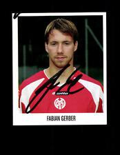 Fabian Gerber FSV Mainz 05 Panini Sammelbild 2005-06 Original Sign+ A 144374