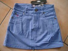 """(C392) Little Marc Jacobs Girls Jeans Rock """"M"""" Taschen und Logo Stickerei gr.128"""