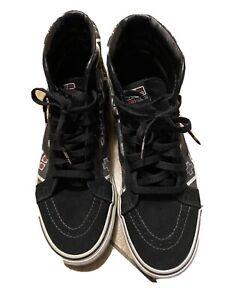 vans nintendo shoes