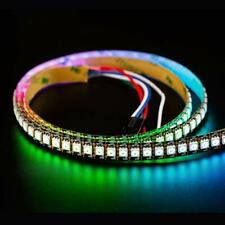 WS2815 (Upgraded WS2812B) 3.2ft 144 Pixels Dual Signal LED Flexible Strip DC12V