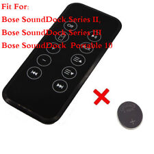 Remote Control For SoundDock Series II III amp Portable10 With CR2025 Battery