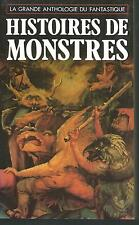 Histoires de monstres.Presses Pocket 1988 SF58