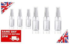 30ml Spray Bottle Empty Plastic & Refillable for Perfume, Travel , Hand Wash etc