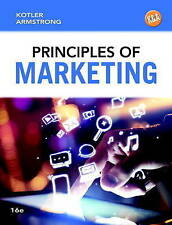NEW Principles of Marketing (16th Edition) by Philip T. Kotler