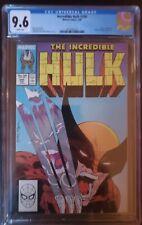 Incredible Hulk #340 CGC 9.6