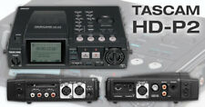 TASCAM HD-P2 6-Ch Stereo Field Recorder for DSLR