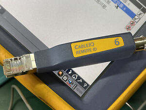 CableIQ LAN Remote Identifier Locator ID #6 For Fluke Qualification Tester
