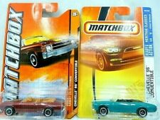 Matchbox '71 Chevy Chevelle SS Convertible Diecast Car Lot: Color Variations NIP