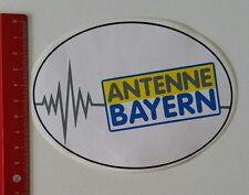 Aufkleber/Sticker: Antenne Bayern (120217128)