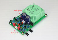 Assembeld Class A Headphone amplifier board base on Lehman amp circuit     L7-4