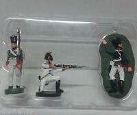 SOLDAT DE PLOMB DEL PRADO 28 mm AUSTERLITZ Napoléon 3 soldats Ref: DAU038
