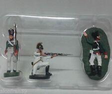 Soldat de plomb del Prado 28 mm Austerlitz Napoléon 3 soldats ref Dau038