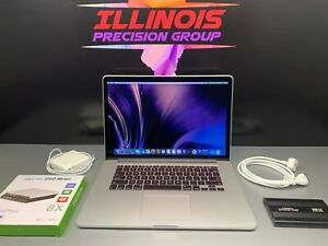 ⚜️ BUNDLE 2015 / 2016 MacBook Pro 15 TURBO i7 4.0ghz ⚜️16GB RAM 1TB SSD ⚜️ R9