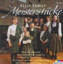Kelly Family Meisterstücke (compilation, 14 tracks, 1978-80) [CD]
