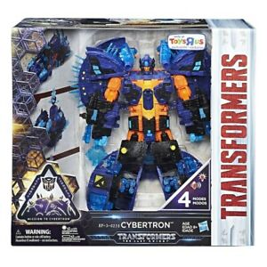 Transformers The Last Knight Converting Cybertron Planet Planet Action Figure