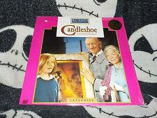 Candleshoe NEW SEALED Laserdisc LD Walt Disney Jodi Foster Free Ship $30 Orders