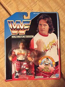 WWF Hasbro Rowdy Roddy Piper Moc