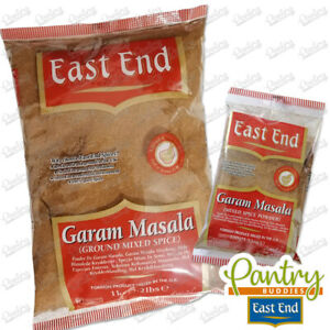 East End Garam Masala - Ground Mixed Spice Powder For Curry - 100g or 1kg
