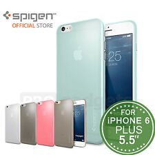 SPIGEN Air Skin 0.4mm Slim Soft Case Cover for Apple iPhone 6 Plus 5.5""