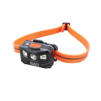 NEW KLEIN TOOLS 56034  RECHARGEABLE AUTO-OFF LED HEADLAMP