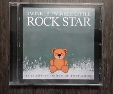 Twinkle Twinkle Little Rock Star - Lullaby Versions of Tori Amos Songs Cd Rare!
