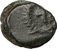 THEODOSIUS II 425AD Authentic  Ancient Roman Coin CROSS within wreath  i20621