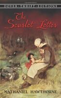 The Scarlet Letter (Dover Thrift Editions) by Nathaniel Hawthorne