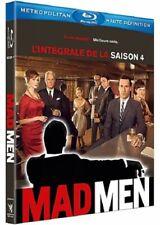 Mad Men Saison 4 intégrale BLU-RAY NEUF SOUS BLISTER