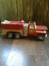 Vintage Metal Nylint Rescue Pumper Fire Truck / Vintage Toy Fire Truck