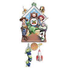 Disney·Pixar Toy Story Musical Wall Clock by The Bradford Exchange