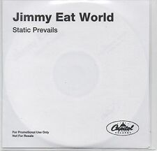 JIMMY EAT WORLD -Static Prevails- RARE 12 track CDr Acetate Promo