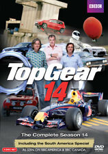 Top Gear: The Complete Season 14 (DVD,2011)