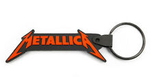 METALLICA Rubber Key Chain Key Ring Keychain Keyring