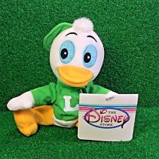 NEW Disney LOUIE Mini Bean Bag Plush Toy Donald Duck Family MWMT - Free Shipping