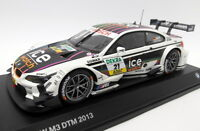 Minichamps 1/18 Scale Diecast - 80432360449 BMW M3 DTM 2013 Ice Watch M Wittmann
