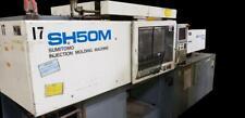 Sumitomo SH50M 50 Ton Injection Molding Machine, 2.4 OZ