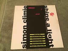"Simon Climie Shine A Light 6 remixes 12"" inch Single LP Epic Keith Thomas"