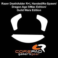 Corepad Skatez Razer Death Adder ReSpawn 2013 Chroma Souris Pieds Patins Téflon