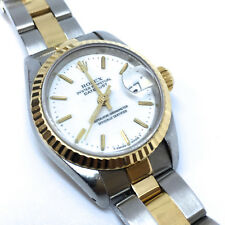 Rolex Ladies DateJust Steel & Gold ref 69173