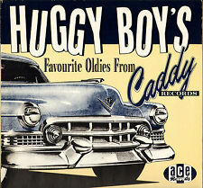 "DIVERS ""HUGGY BOYS / OLDIES FROM CADDY REC."" ROCKIN' DOO WOP LP ACE 80"